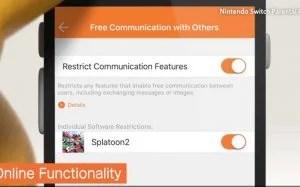 nintendo switch smartphone app