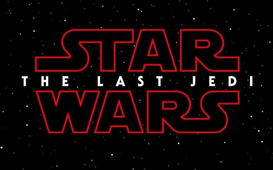 Star Wars Episode 8 title