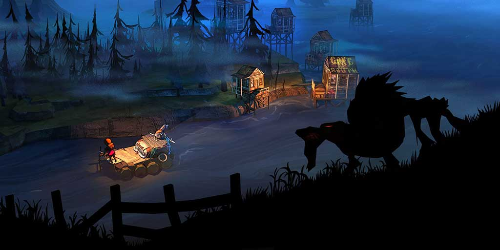The Flame in the Flood complete edition review ps4