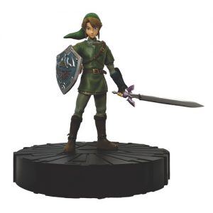 The Legend of Zelda: Twilight Princess 10-Inch Link Statue