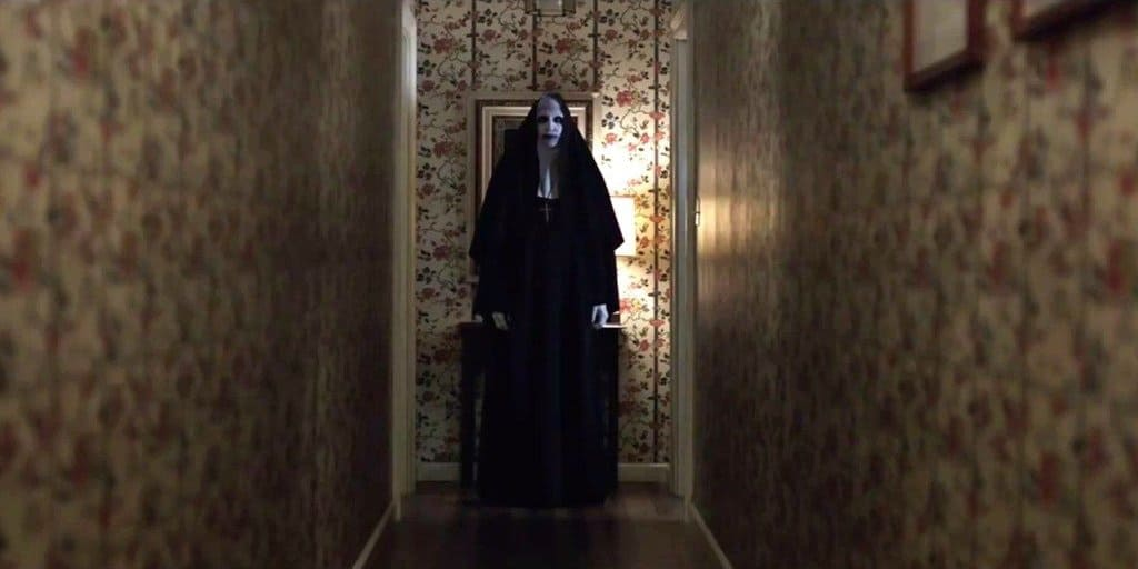 The Nun, The Conjuring 2