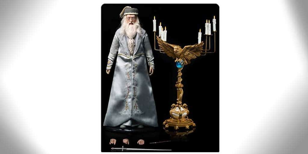 Albus Dumbledore 1:6 Scale Figure by Star Ace