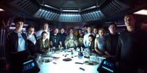 Alien: Covenant Shows Off Star Studded Cast