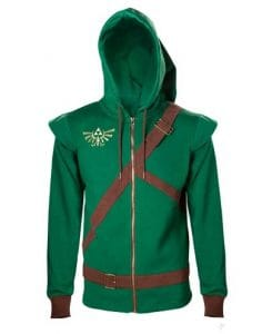 Zelda: Hero of Hyrule Men's Cosplay Hoodie