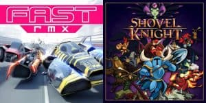 Shovel Knight And Fast RMX Will Be Launching With The Switch