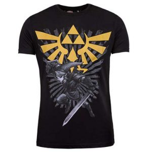 Zelda: Legends Endure T-Shirt