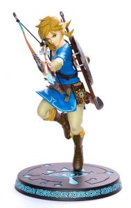 Zelda: Breath of the Wild 25cm Link Statue