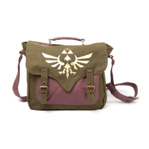 Zelda: Hyrule Adventurer Satchel
