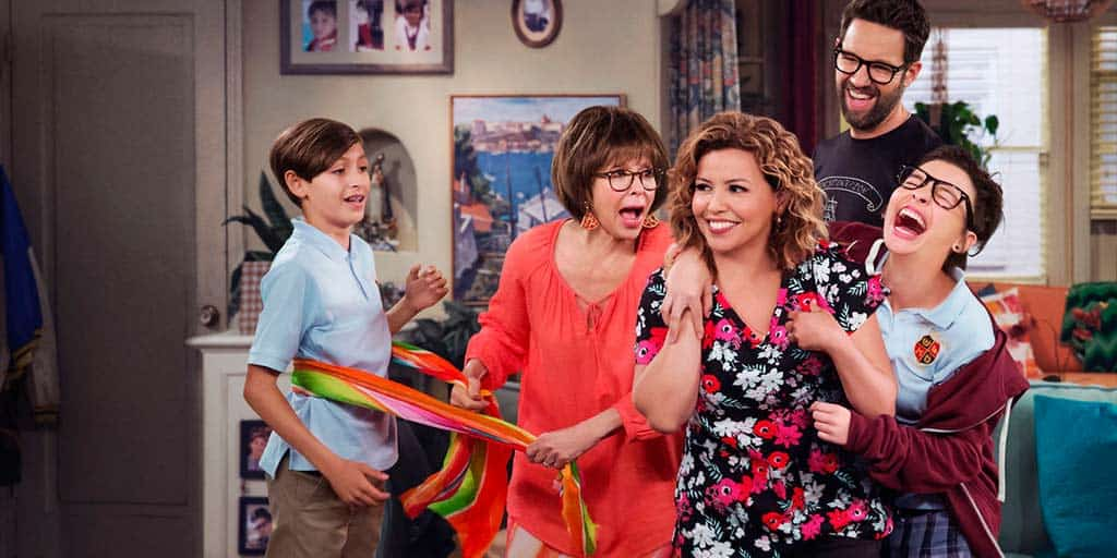 One Day at a time netflix show