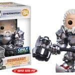 Reinhardt Pop Figure Two