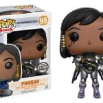 Pharah Pop Figure