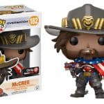 McCree Pop figure Two