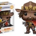 McCree Pop figure One