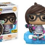 Mei Pop figure Two