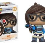 Mei Pop figure One