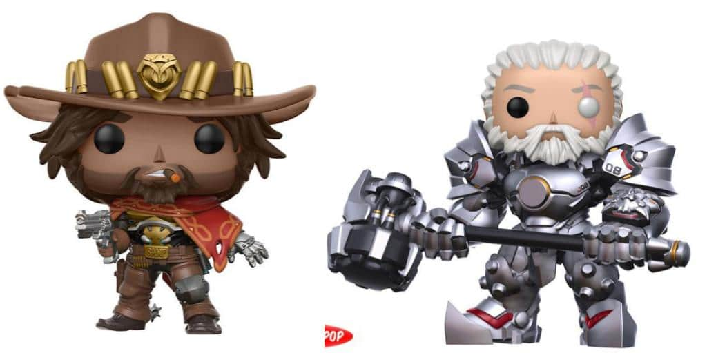 Second Wave of Overwatch Pop! Figures to Come in April