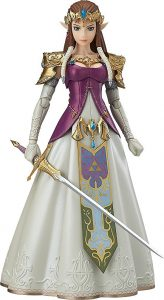 Twilight Princess Zelda Figma Action Figure