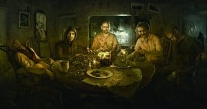 Resident Evil 7 questions