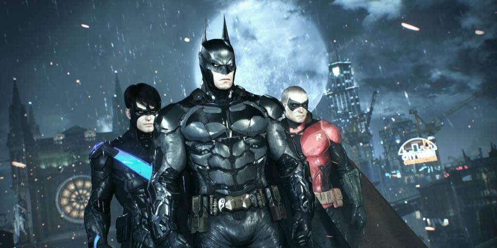 Rumor: Warner Bros. Is Working On Batman: Arkham Insurgency