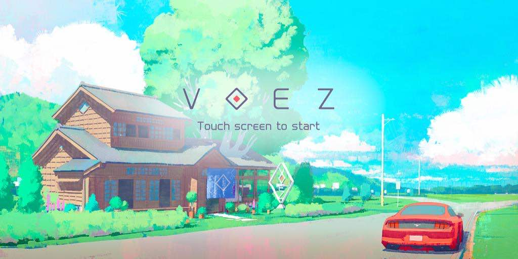 Rhythm Game Voez Coming T Switch With No TV Mode