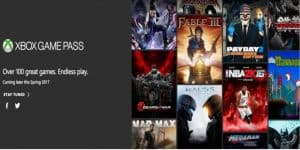 Xbox Game Pass: The Offline Netflix For Games