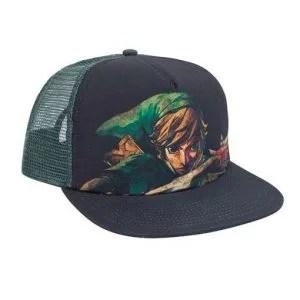 Zelda: Link Trucker's Cap