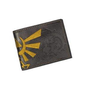 Zelda: Hylian Crest Bi-fold Wallet