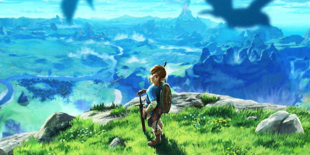 Japanese Commercial For Breath Of The Wild Reveals Too Much