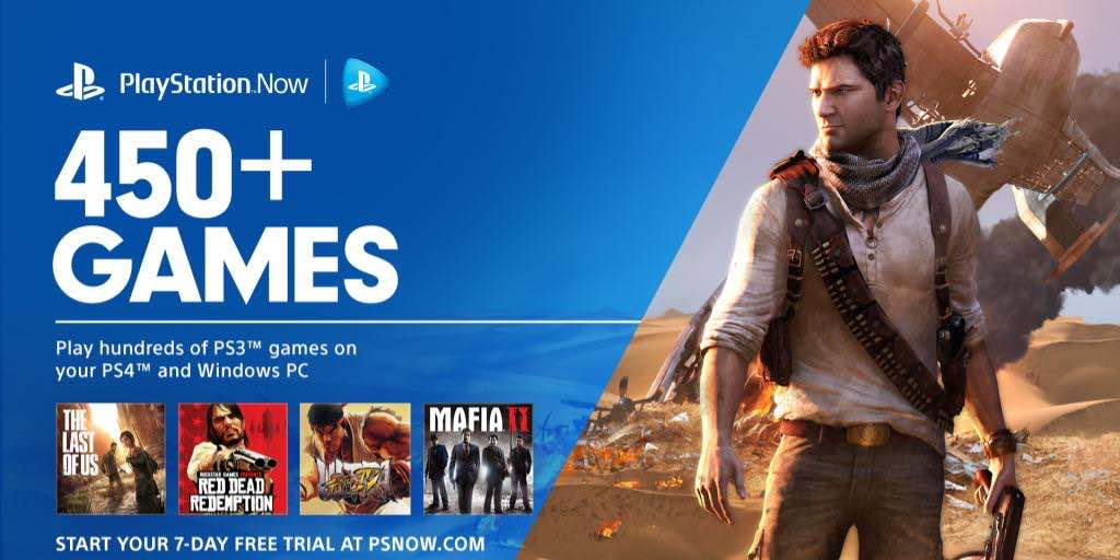PlayStation Now Expands Library For Recent Titles