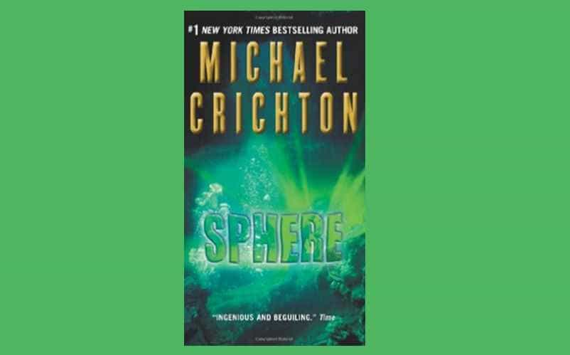 michael crichton sci-fi