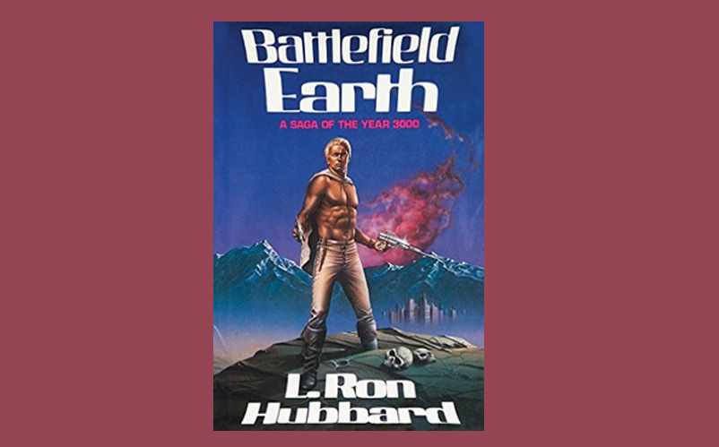 battlefield earth book is better than the movie