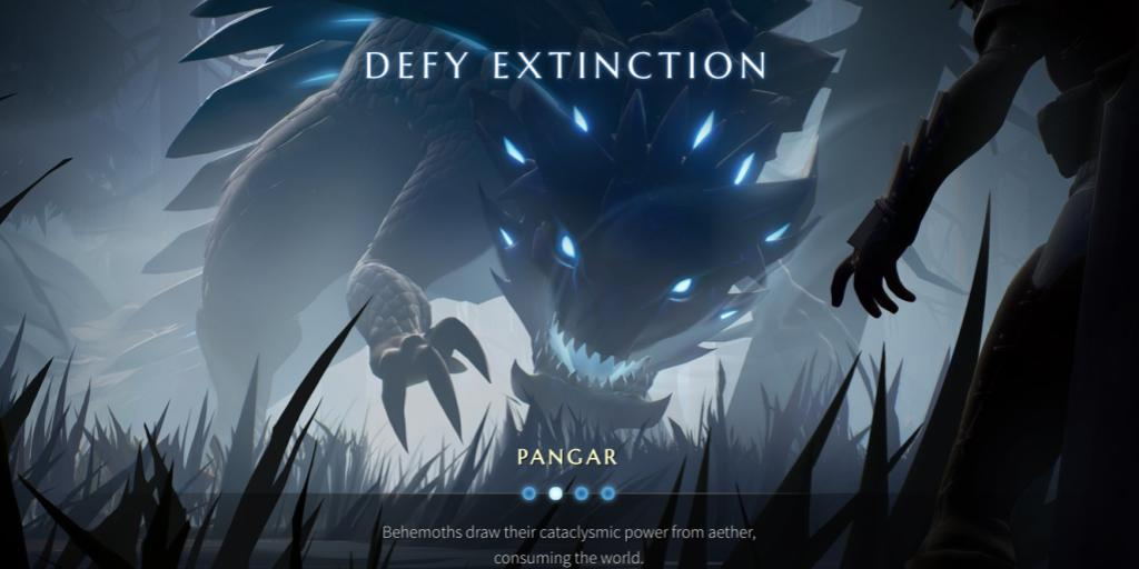 A New Action-Packed Trailer For Dauntless
