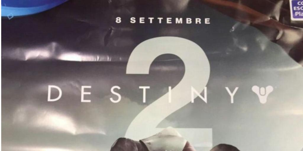 Rumor: Destiny 2 Poster Leaks Release Date