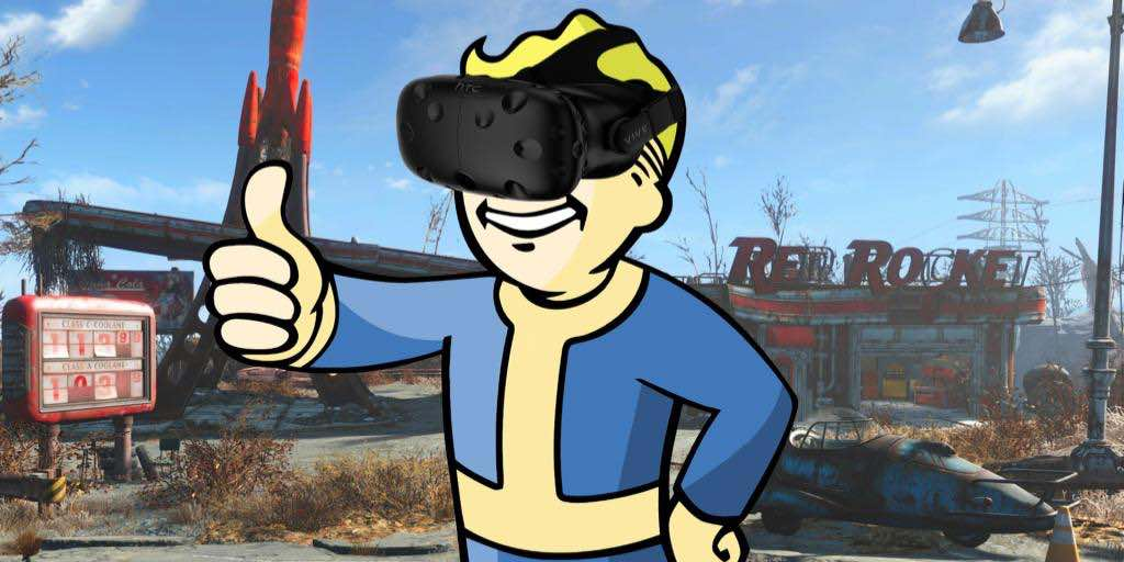 Fallout 4 VR Will Be Presented At E3 2017