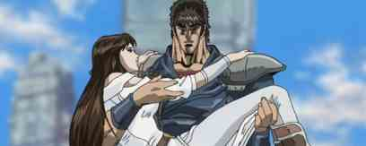 Kenshiro & Yuria (Fist of the North Star)