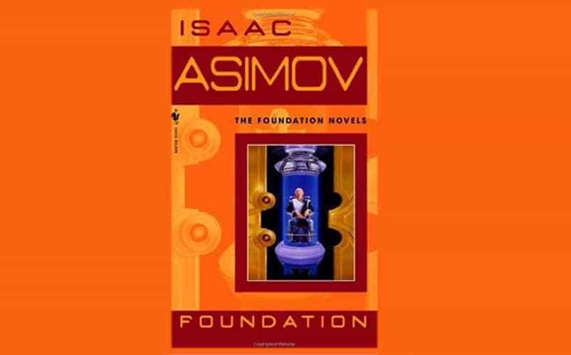 isaac asimov scifi books