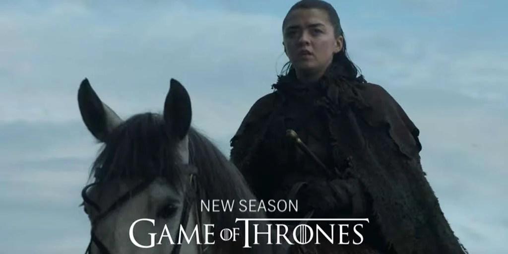 game of thrones season 7 premiere date
