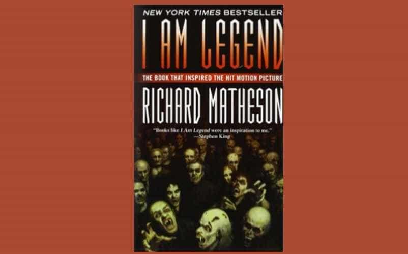 i am legend novel