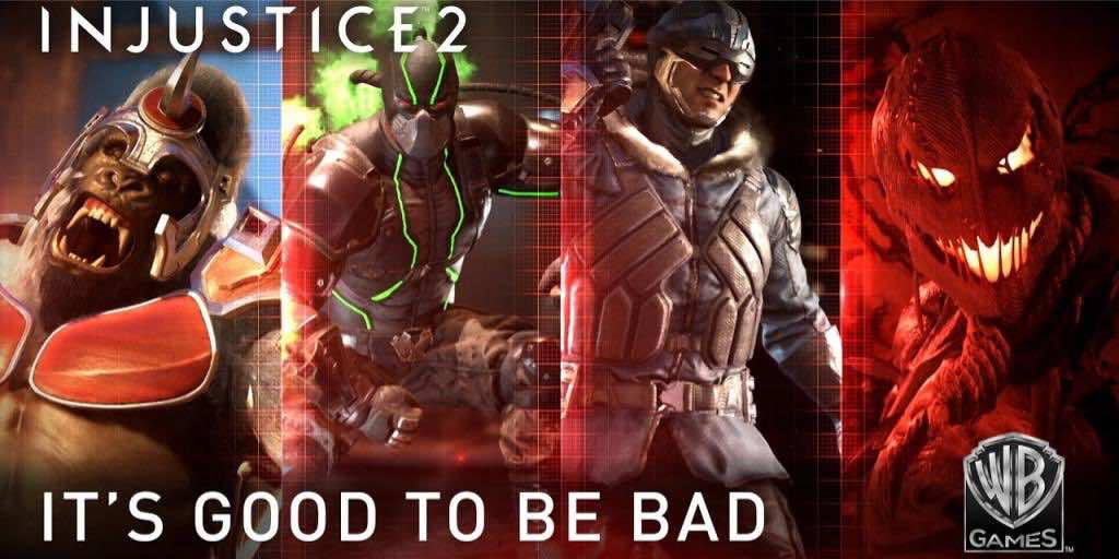 Injustice 2: Scarecrow, Captain Cold Added To Roster