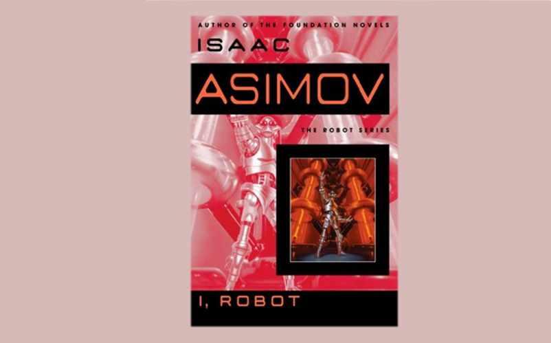 I, Robot book