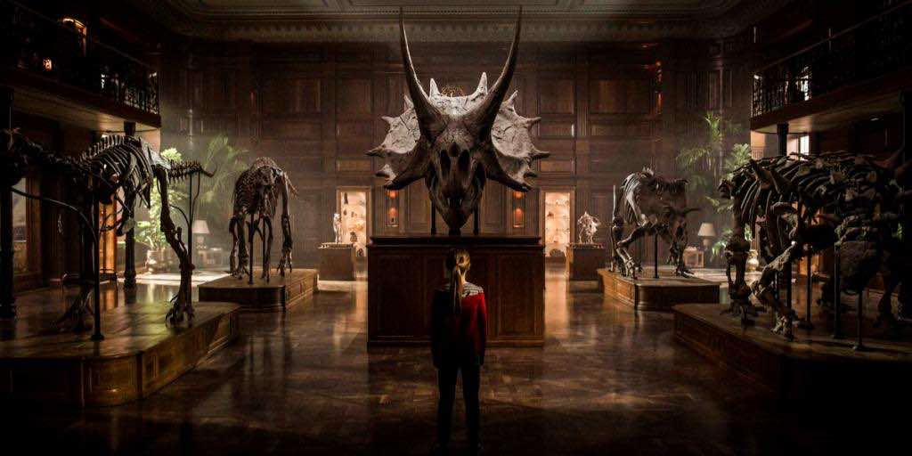 Standing Before Greatness: The First Image From Jurassic World 2