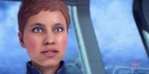 Mass Effect Andromeda Facial aniamtions