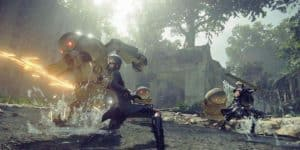 NieR: Automata PC Release Date Confirmed