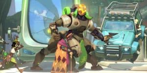Overwatch's Orisa Nerfed Before Full Release