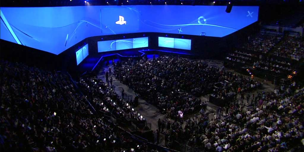 Sony at PlayStation E3 Conference
