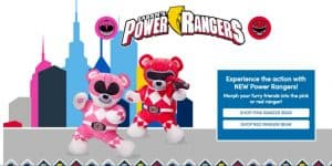 Make-Your-Own Mighty Morphin Power Rangers Available Now
