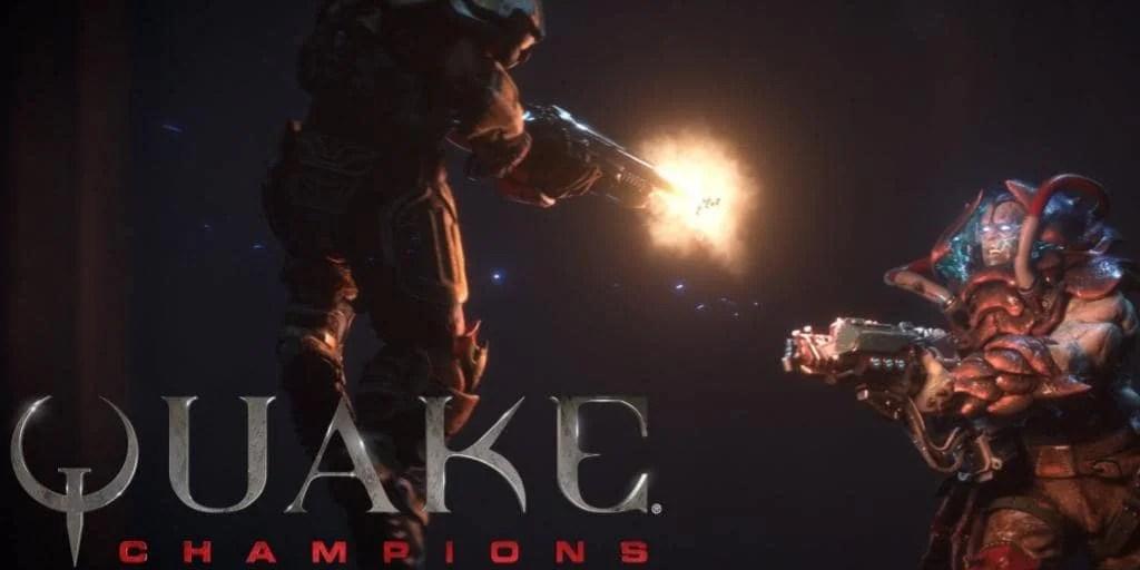 Bethesda Announces Quake Champions Closed Beta