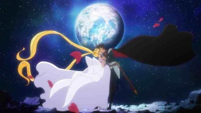 Usagi Tsukino and Mamoru Chiba (Sailor Moon)