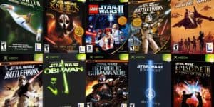 Star Wars Video Games Will Debut During Celebration