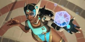 It Is Now Confirmed That Symmetra Is Autistic